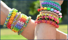 Jelly Band Bracelets