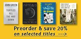 Preorder & save 20% on selected titles