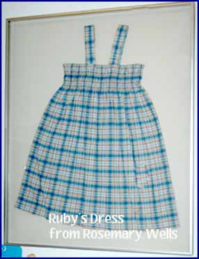 Rubby's Dress from Rosemary Wells