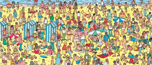 'Where's Waldo?' is hiding in Google Maps for April Fools' Day